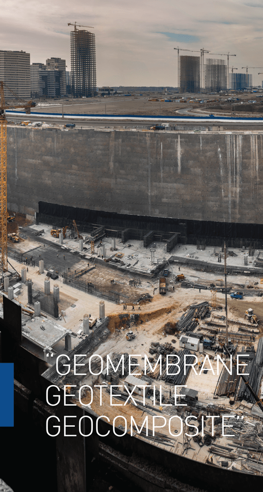 GEOMEMBRANES ABOUT