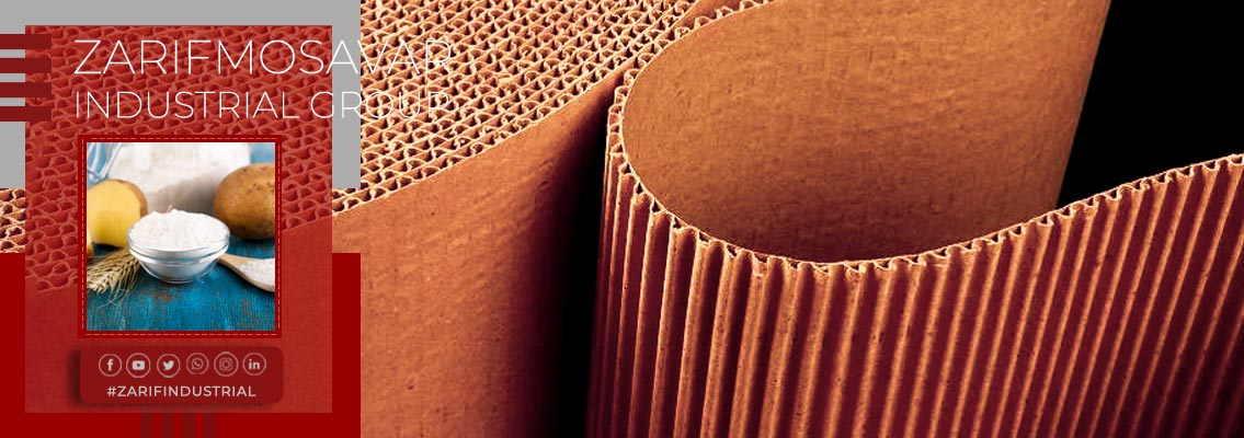 Starch in the textile industry