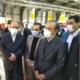بازدید وزیر صمت از 20 نمایشگاه رزین و چسب