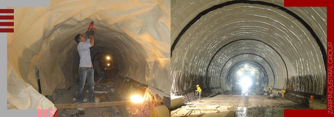 ایزولاسیون تونل - Tunnel insulation