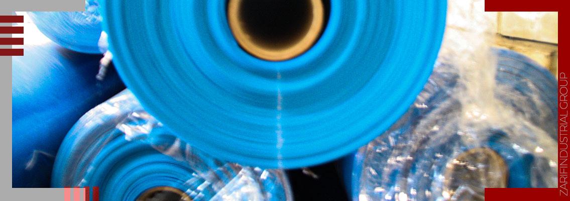 ورق ژئوممبران ظریف مصور- Zarif- Mosavar Geomembrane Sheet