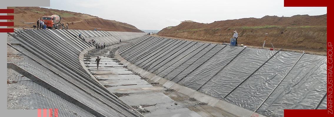کانال انتقال آب - Water Transfer Channels