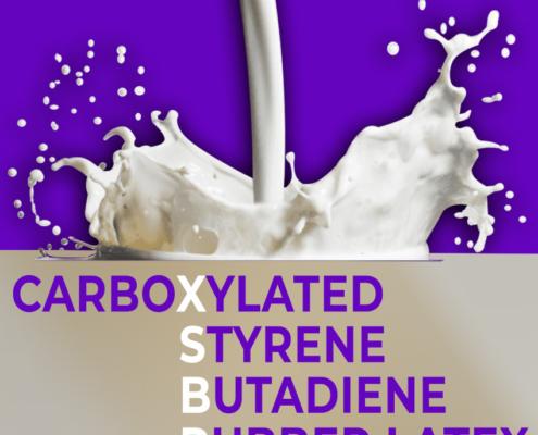 عکس شاخص - لاتکس استایرن بوتادین کربوکسیل دار XSBR