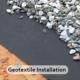 Geotextile Installation Zarif Mosavar