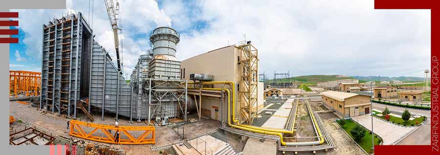 کاربرد ژئوتکستایل در احداث حوضچه تبخیر نیروگاه