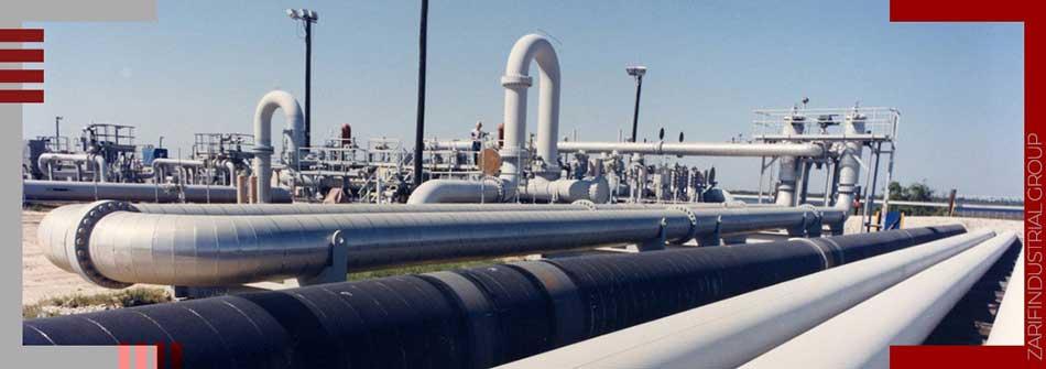 کاربرد ژئوتکستایل خطوط انتقال نفت و گاز