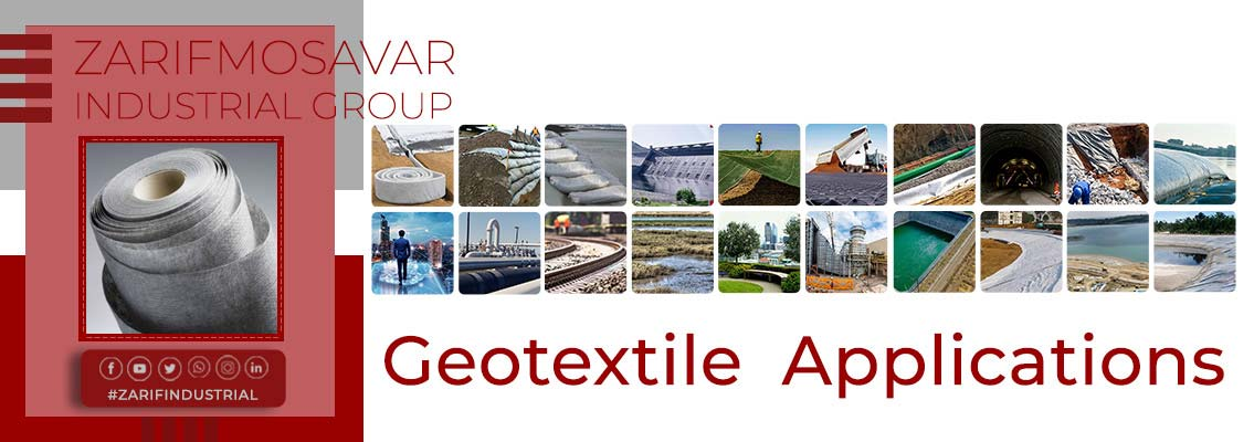 geotextile Application in industries